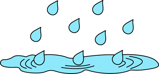 Puddle clipart #4