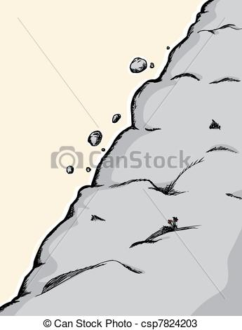 Falling rocks Illustrations and Clip Art. 1,619 Falling rocks.