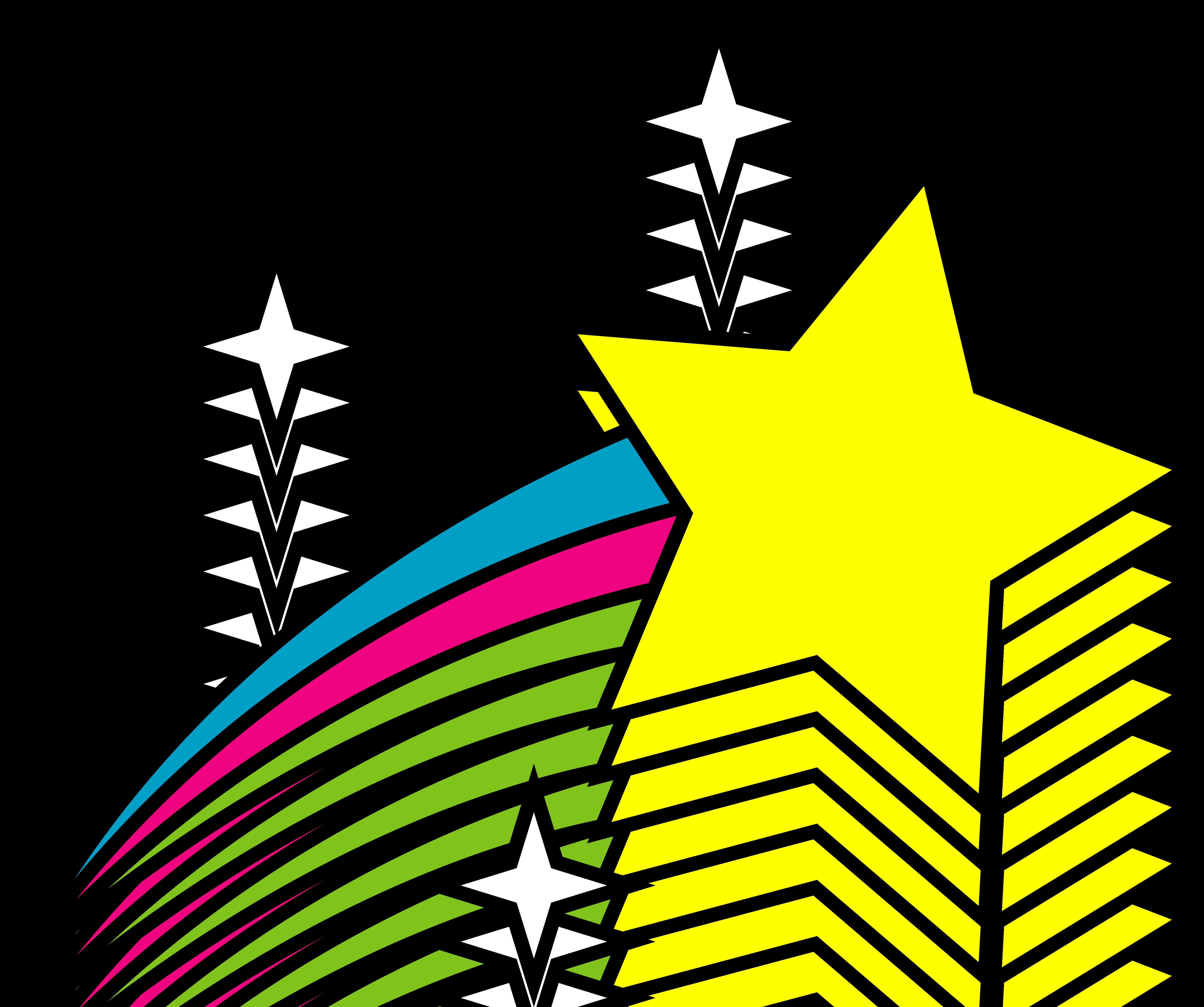 Shooting Star Clip Art I Description from friskychile.blogspot.com.