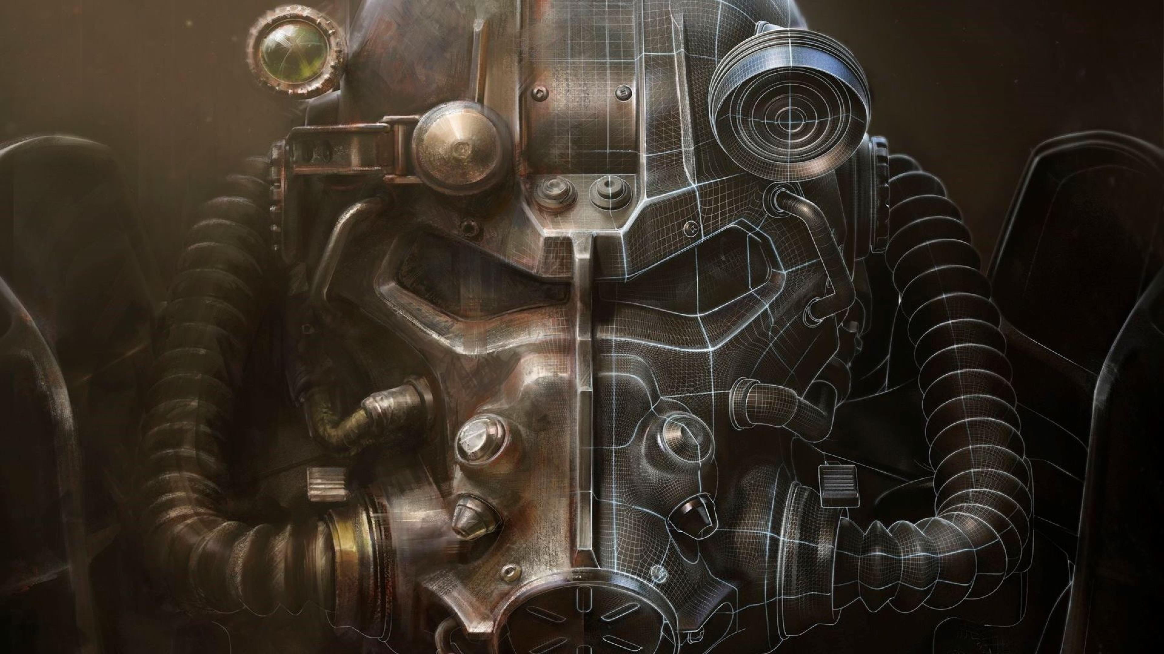 fallout 4 wallpaper 4k.