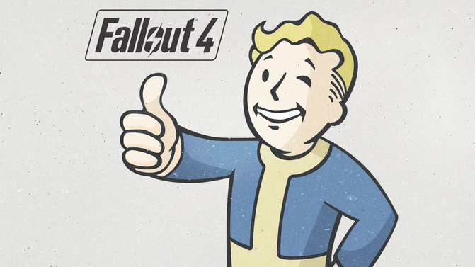 Fallout 4 Update, And Shelter, And GIVEAWAY (Closed)Oh My.