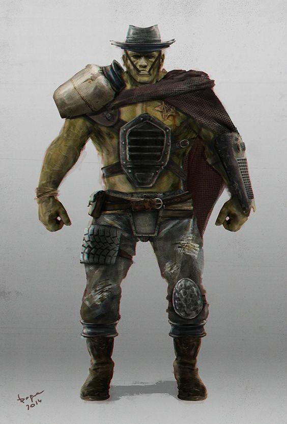 Similiar Fallout Character Art Keywords.