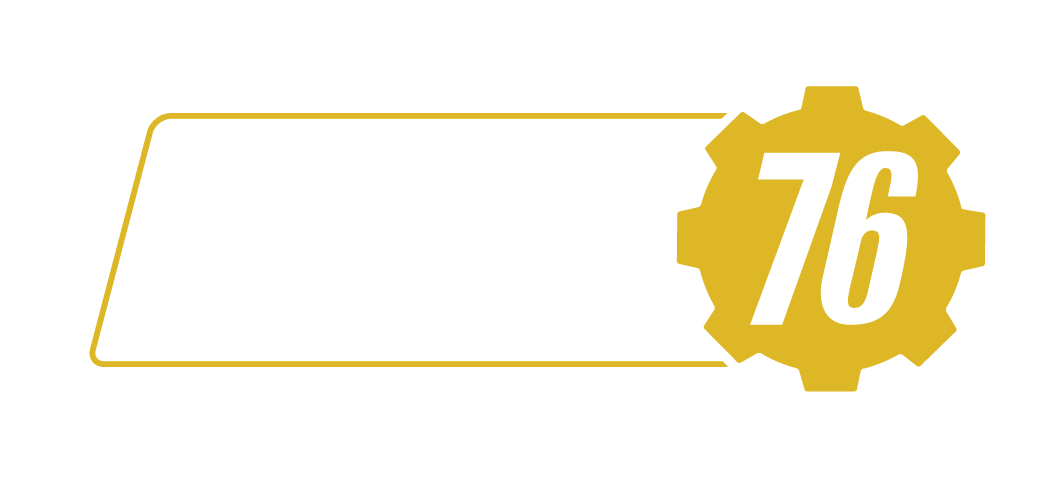 Fallout 76 Game.