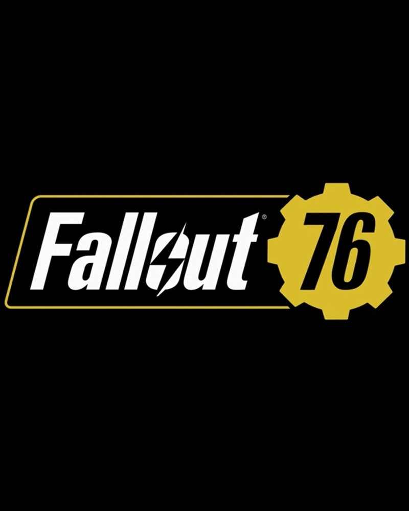 Fallout 76 Logotransparent png image & clipart free download.