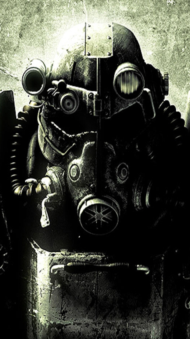 Fallout Iphone Clipart.