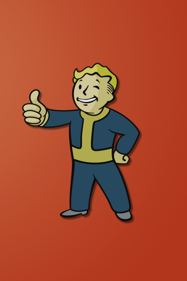 fallout 4 vault boy fallout.