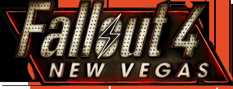 Fallout 4: New Vegas mod.