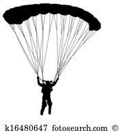 Fallschirm Clipart Lizenzfrei. 2.545 fallschirm Clip Art Vektor.