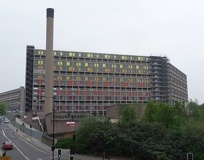 Park Hill, Sheffield.