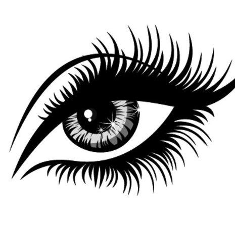 15 Eyelashes clipart cute for free.