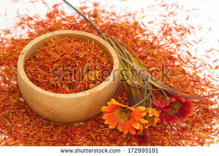"false Saffron"" Stock Photos, Royalty."
