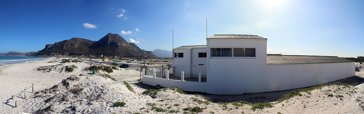 False Bay Surf Lifesaving Club.