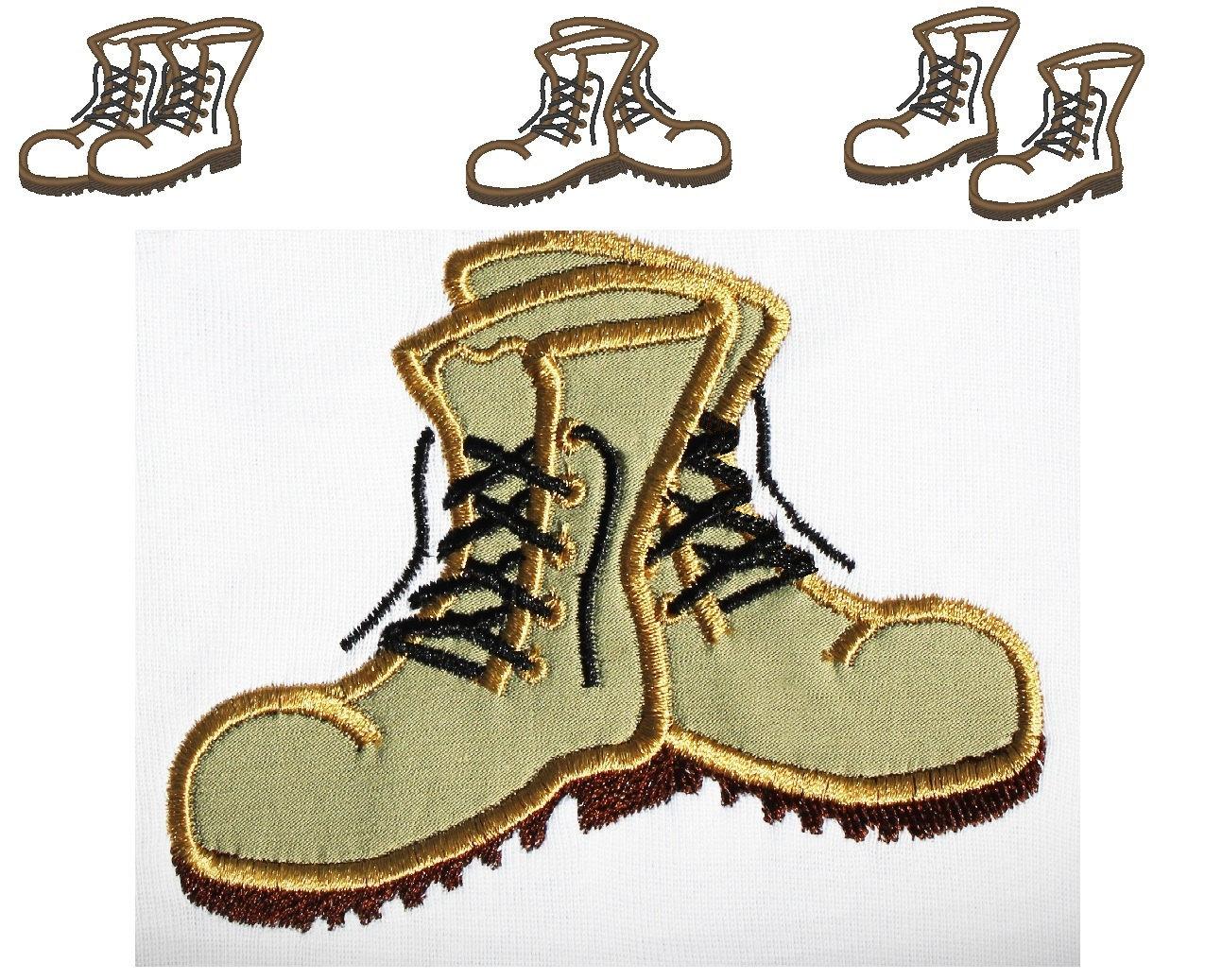 Combat boot clip art pictures.