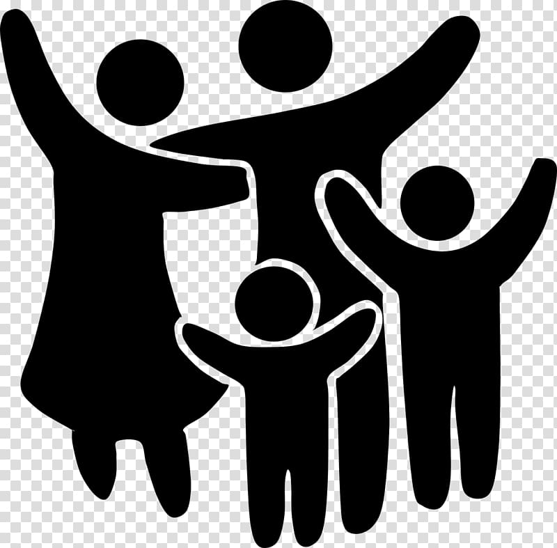 Family , Family transparent background PNG clipart.