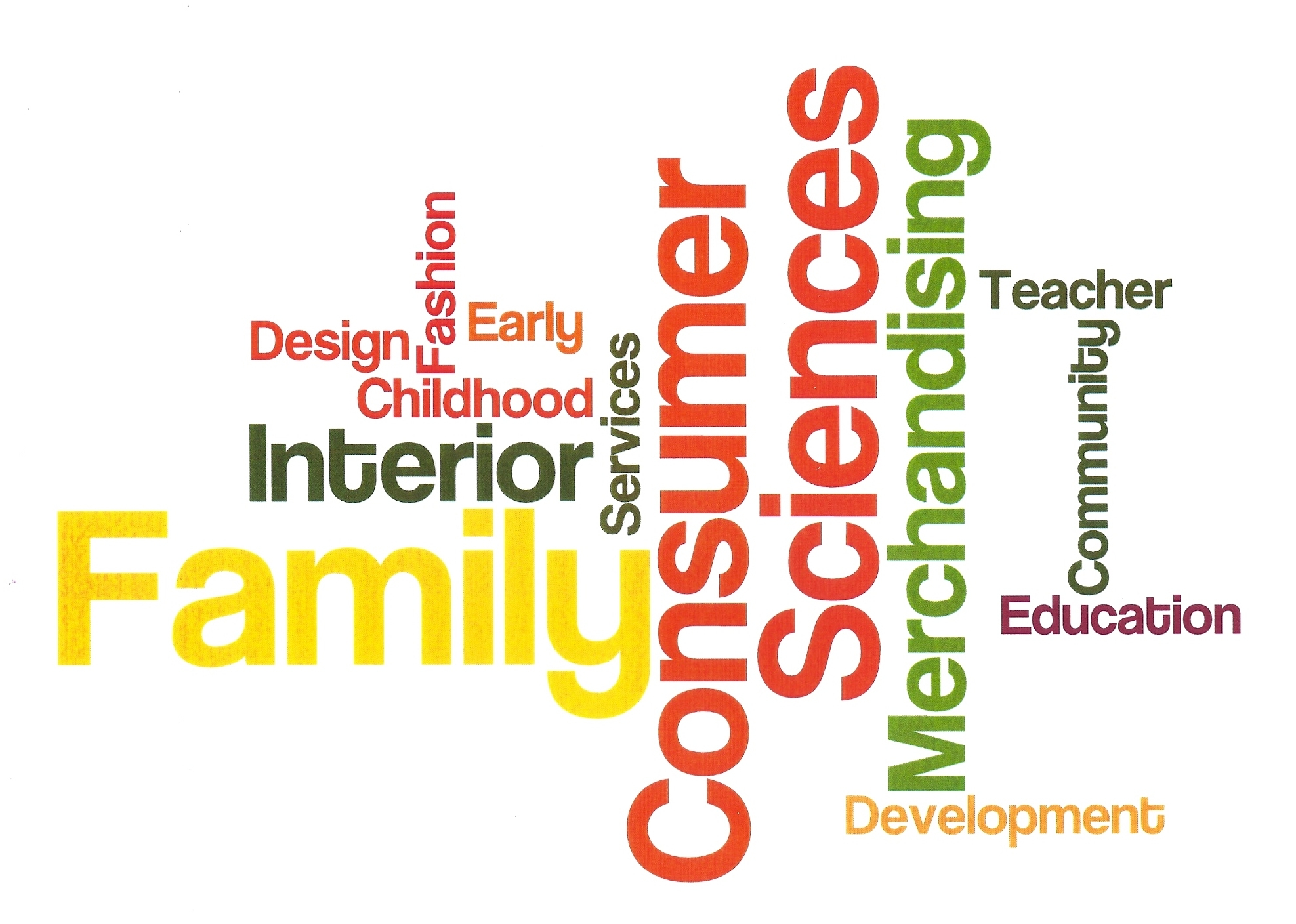 Family And Consumer Science Clipart.