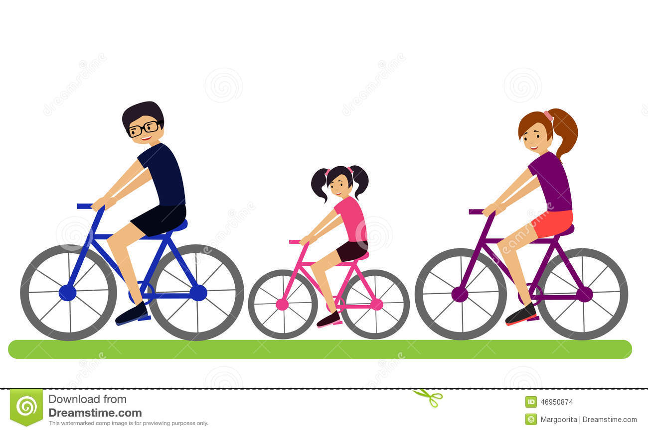free clip art bike rider - photo #29