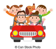 Family car Illustrations and Clipart. 13,952 Family car royalty free.