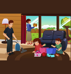 Family House Clipart Vector Images (over 250).