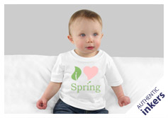 Personalized Baby Clothes.