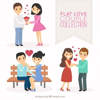 Couple Vectors, Photos and PSD files.