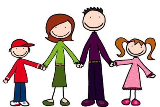 family clipart cartoon - Clipground - 24.6KB