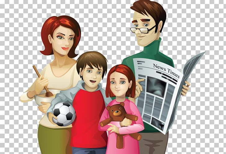 Day Of Russian Family And Love GIF Child PNG, Clipart, Cartoon.