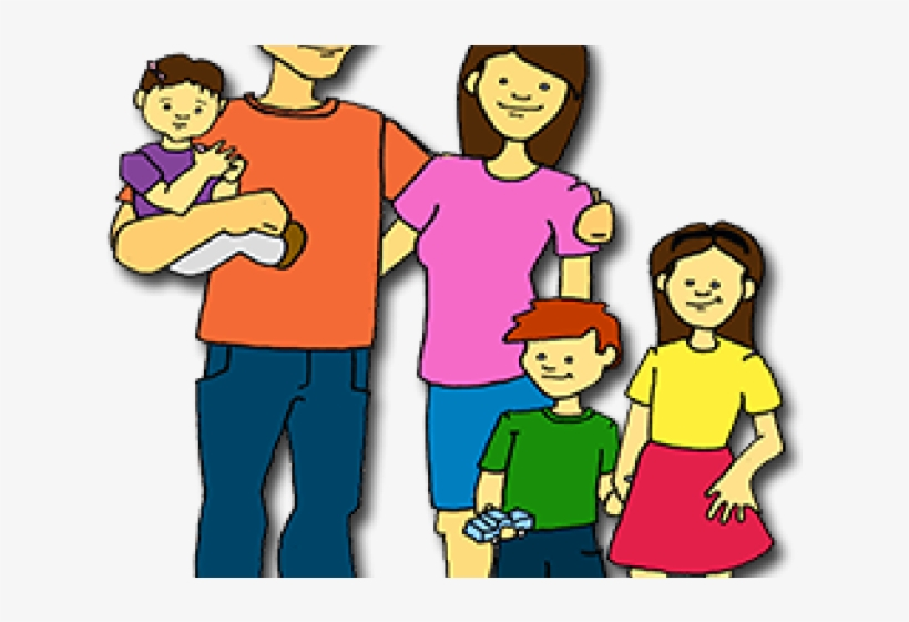 Family Clipart Transparent Background.