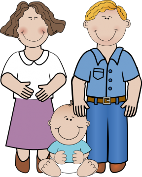 Family Clipart With No Mom Ore Dad Clipground