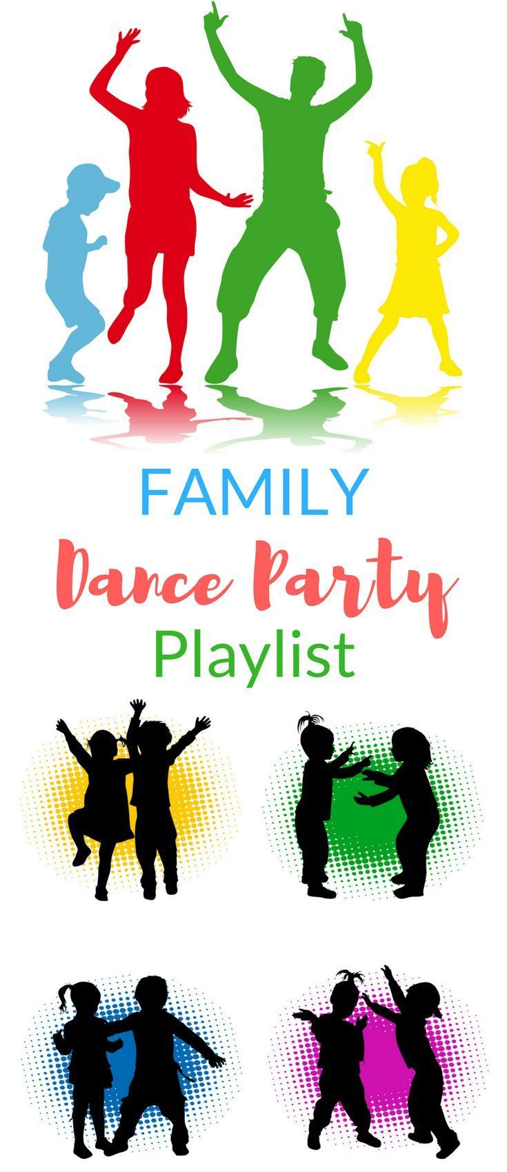 Family dance party is one of our favorite family activities. This.