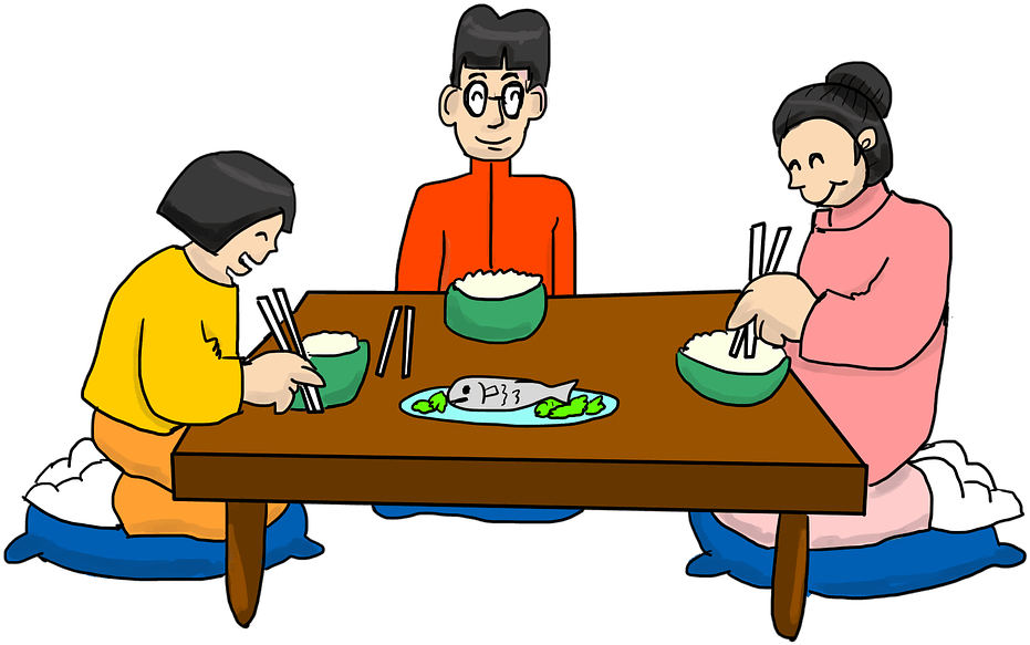 7 Reasons Why Family Dinners Are Important.