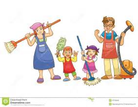 chore clipart household.