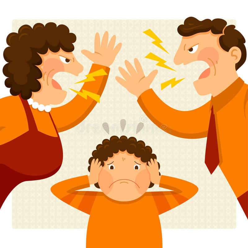Family fighting clipart 5 » Clipart Station.