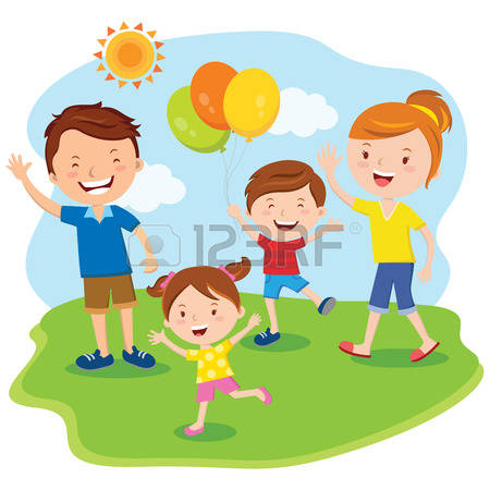 8,275 Family Fun Day Stock Illustrations, Cliparts And Royalty.
