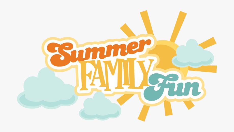 Family Clipart Summer.