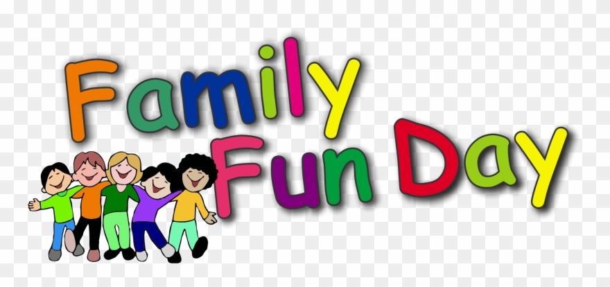 Family Fun Day Logo Clipart (#2044177).
