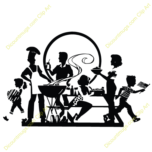 family reunion clipart.