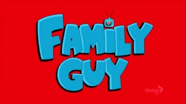 family guy logo 2012.