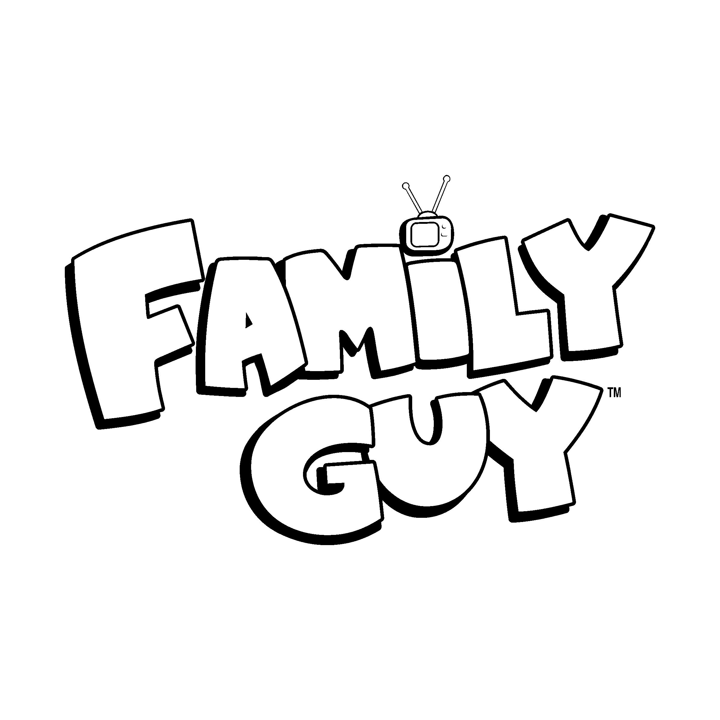 Family Guy Logo PNG Transparent & SVG Vector.
