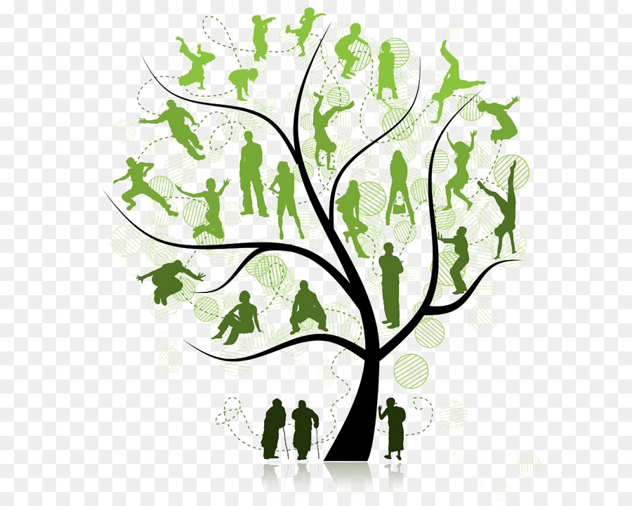 Family Tree Design clipart.