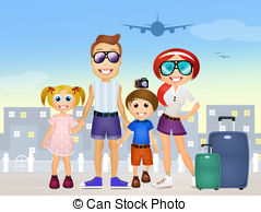 Family holiday Illustrations and Clipart. 35,796 Family holiday.