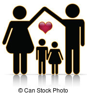 Family home Illustrations and Clipart. 22,913 Family home royalty.