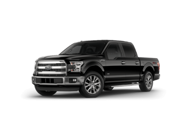 New 2017 Ford F.