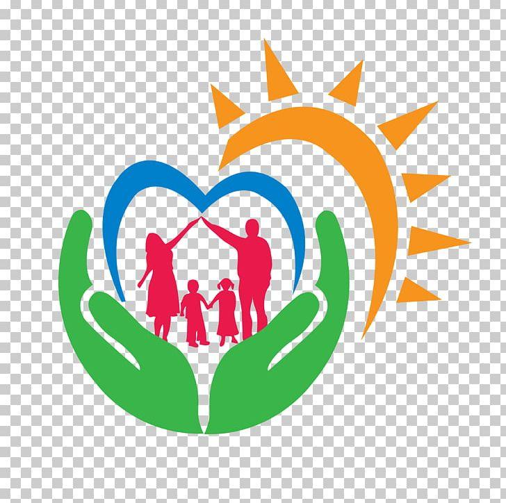 Manchar Family Heart Child Logo PNG, Clipart, Area, Artwork.