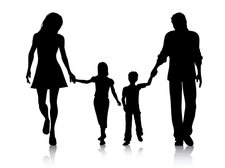 Family Animation Clipart.