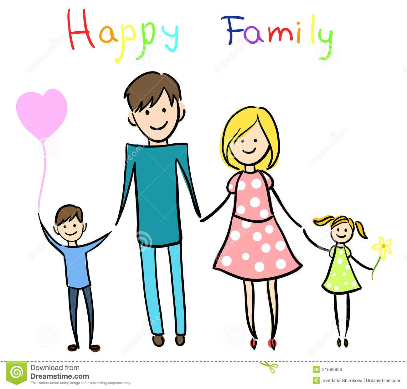 Happy Family Clipart & Happy Family Clip Art Images.