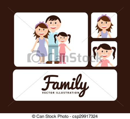 Family album Illustrations and Clipart. 1,979 Family album royalty.