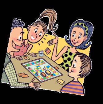 Family Board Game Tournament.