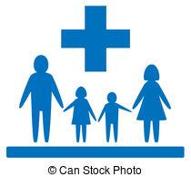 Family Practice Medicine Clip Art.