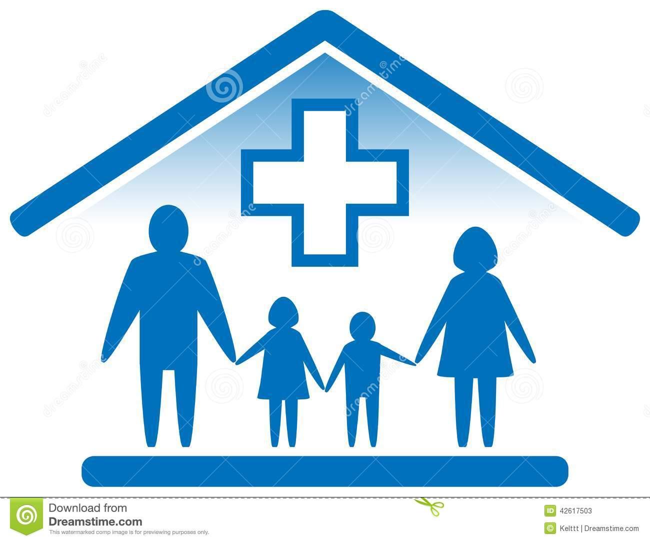 Family Medicine Icon Stock Vector.