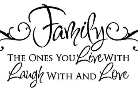 Positive Quotes Clip Art QuotesGram, Inspirational Family Quotes.
